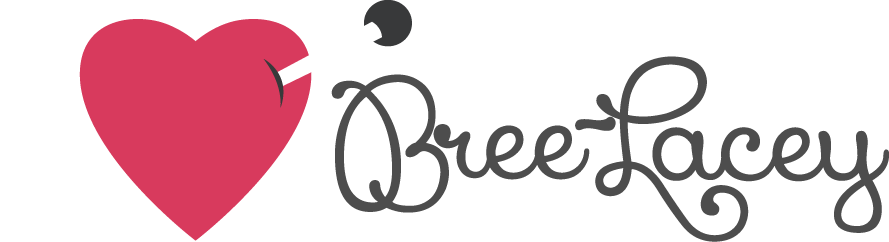 With Love Breelacey Vintage Fashion logo
